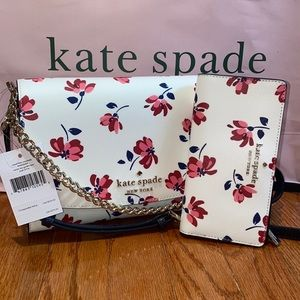 Kate Spade Crossbody & Wallet Set